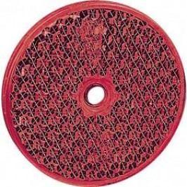 Zadní odrazka SecoRüt, 90251, kulatá, červená