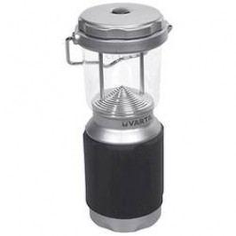 Kempingová lucerna Varta XS LED, černá/stříbrná (16664-101-111)