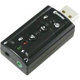 USB zvuková karta 7.1