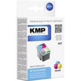 Cartridge KMP HP 344 = H27, 1025,4344, cyanová/magenta/žlutá