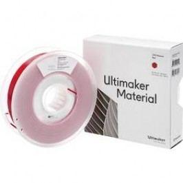 Vlákno pro 3D tiskárny Ultimaker CPE - M0188 Red 750 - 201273, 2.85 mm, 750 g, červená