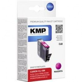 Cartridge KMP C68 = CANON CLI-8, 1505,0006, magenta