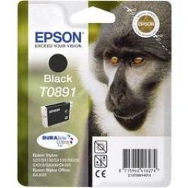 Cartridge do tiskárny Epson T0891, C13T08914011, černá