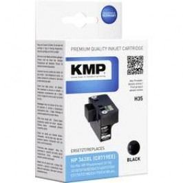 Cartridge KMP HP 363 = H35, 1700,0001, černá