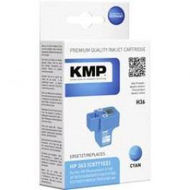 Toner KMP H36 1700,0003, pro tiskárny HP, azurová