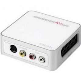 USB převodník videa z analogového do digitálního záznamu, Terratec Grabster AV350MX 10599
