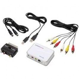 USB převodník videa z analogového do digitálního záznamu, Terratec Grabster AV 300 MX 10764