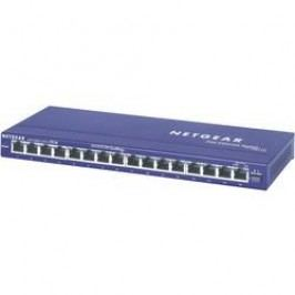 Switch Netgear Ethernet, 16-portový FS116, RJ45