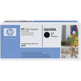 Toner HP 124A Q6000A, černá