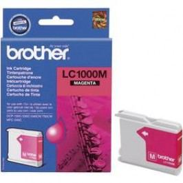 Cartridge do tiskárny Brother LC-1000M, magenta