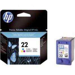 Cartridge do tiskárny HP C9352AE (22), cyanová/magenta/žlutá