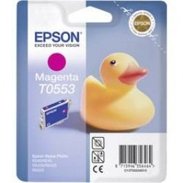 Cartridge do tiskárny Epson T0553, C13T05534010, magenta