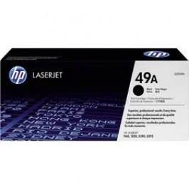 Toner HP 49A Q5949A, černá