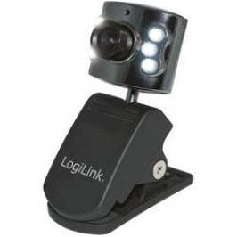 Webkamera LOGILINK s LED přisvícením