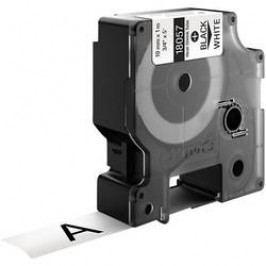 Páska do štítkovače DYMO 18057 (S0718330), 19 mm, IND RHINO, 1,5 m, černá/bílá