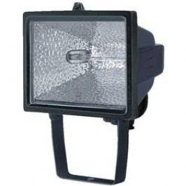 Venkovní halogenový reflektor Brennenstuhl H 500, 500 W, černá
