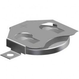 Držák na knoflíkovou baterii CR2016/CR2020/CR2025 Keystone, SMD