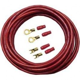 Sada kabelu a zástrček pro autobaterii Sinus Live BK-10P, 10 mm², 5 m