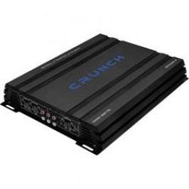 Koncový zesilovač Crunch GPX-1000, 4x 125 W