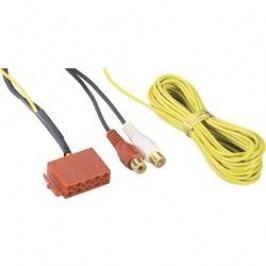 ISO adaptér Line Out AIV, ISO zástrčka 10pól. ⇔ 4x zásuvka