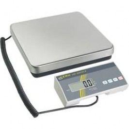 Poštovní váha Kern max. váživost 15 kg rozlišení 5 g 230 V, na baterii stříbrná