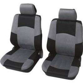 Autopotahy Petex Classic 24271518, 17dílná, polyester, černá, šedá