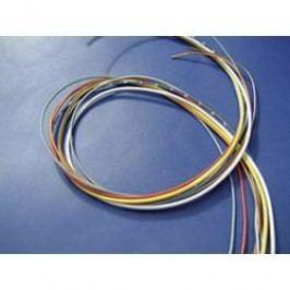 Kabel pro automotive KBE FLRY,1 x 1 mm², červený