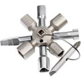 Univerzální klíč k rozvodným skříním Knipex TwinKey 00 11 01