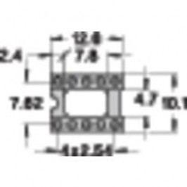 Patice pro IO Preci Dip 110-83-310-41-001101, 10pól., -55 až +125 °C