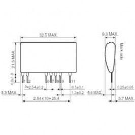 AC/DC měnič ROHM BP5722-12, 12 V/DC