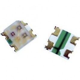 SMD LED Avago Technologies, HSMF-C114, 20 mA, 1,9 V, 145 °, 85 mcd, červená/zelená/modrá