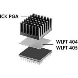 Chladič Fischer Elektronik ICK PGA 14 x 14 x 12, 34,5 x 31,34 x 16,51 mm, 9,8 kW
