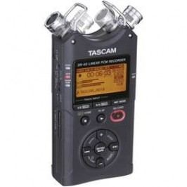 Přenosný audio rekordér Tascam DR-40 černá