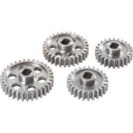 Sada kovových ozubených kol převodovky Reely, 4 ks (112015 + 112016)