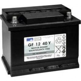 Gelový akumulátor, 12 V/40 Ah, Exide Sonnenschein GF-Y 8889765000