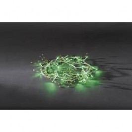 Vnitřní svítící řetěz se zelenými perlami Konstsmide