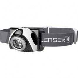 LED čelovka LED Lenser SEO 5, 6105, černá