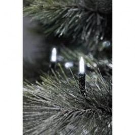 Venkovní mini vánoční řetěz Konstsmide, 80 LED, studená bílá