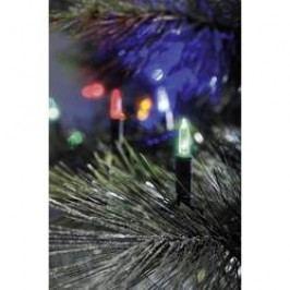 Venkovní mini vánoční řetěz Konstsmide, 80 LED, barevné