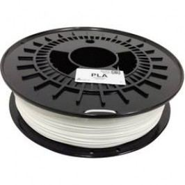 Vlákno pro 3D tiskárny German RepRap 100257, PLA plast, 1.75 mm, 750 g, bílá