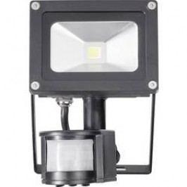 Venkovní LED reflektor s detektorem pohybu PIR, 10 W, studená bílá (TL-F10CW-P)