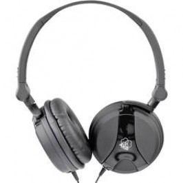 DJ sluchátka AKG Harman K 518, černá
