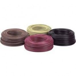 Kabel (licna), LappKabel, H07V-K, 1 x 1,5 mm², hnědá, 100 m