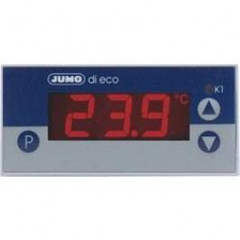 Digitální měřič teploty řízený mikroprocesorem Jumo di eco 701540/811-02, 230 V/AC, -200 až +600 °C, IP65