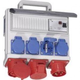 Rozbočovač Mobil Horn FI PCE, 9004006, zástrčka 16 A ⇒ 2x CEE a 4x zásuvka, 400 V