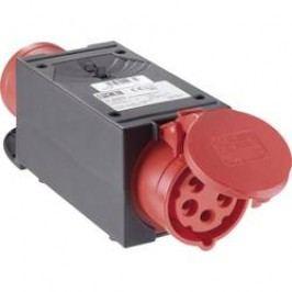 CEE adaptér PCE, 9436432, zástrčka 32 A fázový měnič ⇒ zásuvka 16 A, IP44