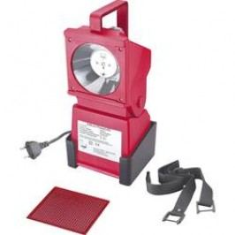 Nouzový ruční LED reflektor AccuLux JobLux PowerLED Focus 452441, červená