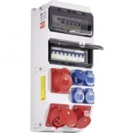 Plastový rozbočovač s jističem Strobl BV PCE, 9025231, 400 V, 32 A, IP54