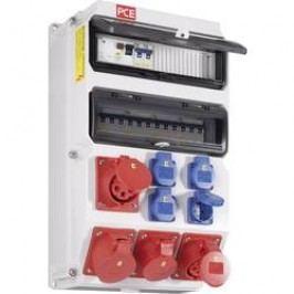 Plastový rozbočovač s jističem Sölden2 PCE, 9028226, 400 V, 32 A, IP54