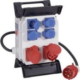 Přenosný rozbočovač PCE, 9014010, 400 V, 16 A, IP54